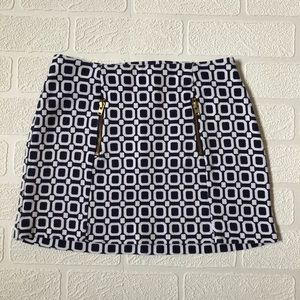 Gymboree Geometric Skirt